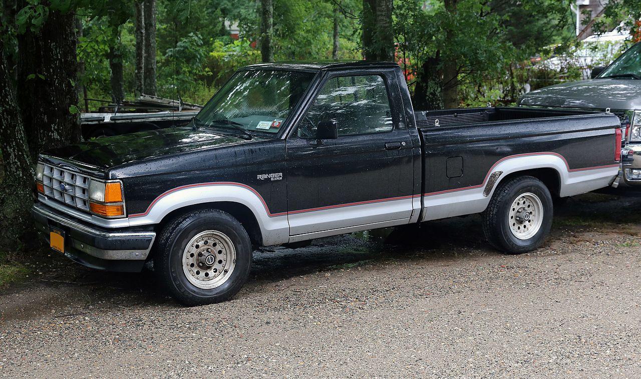 File 1989 92 Ford Ranger Xlt Front Side Left Jpg