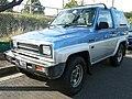 1992-1993 Daihatsu Feroza (F300GD) SE hardtop (2009-10-23) 01.jpg