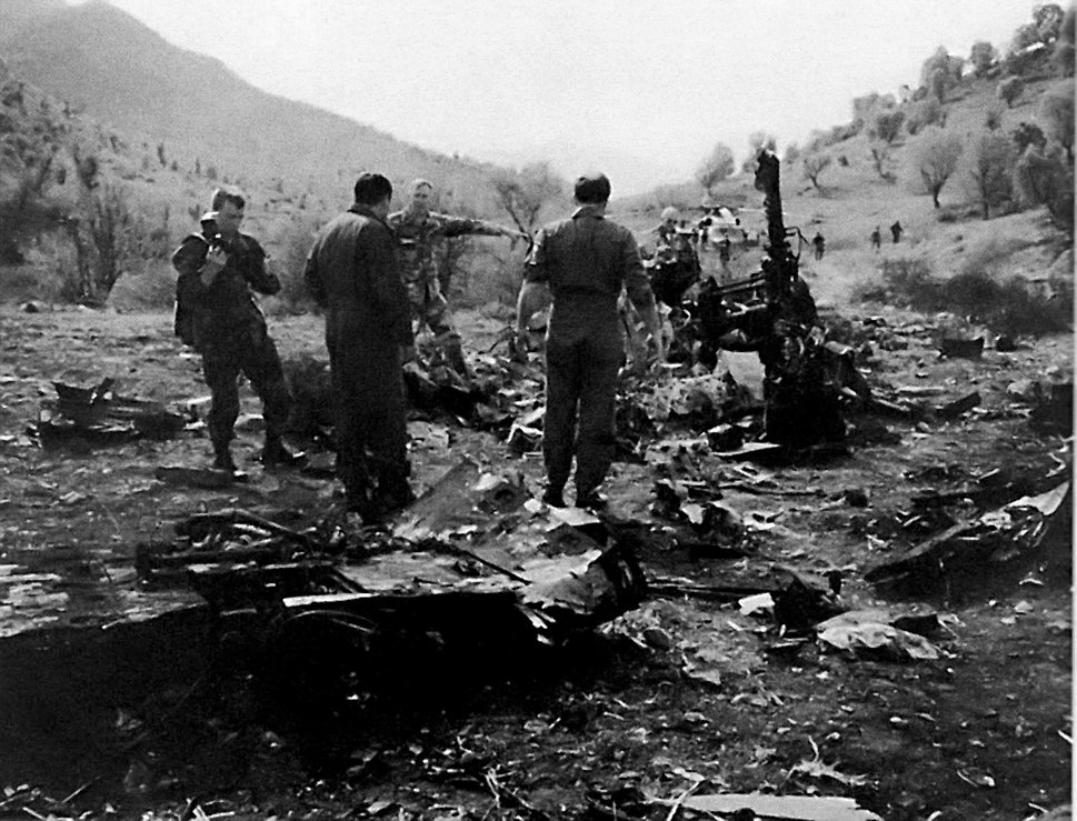 1994BlackHawkShootdownWreckage