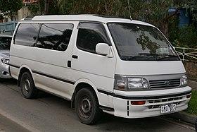bb85036610 1994 Toyota HiAce (KZH100G) van (2015-07-15).jpg