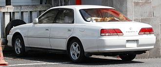 Toyota Cresta - 1998 Cresta