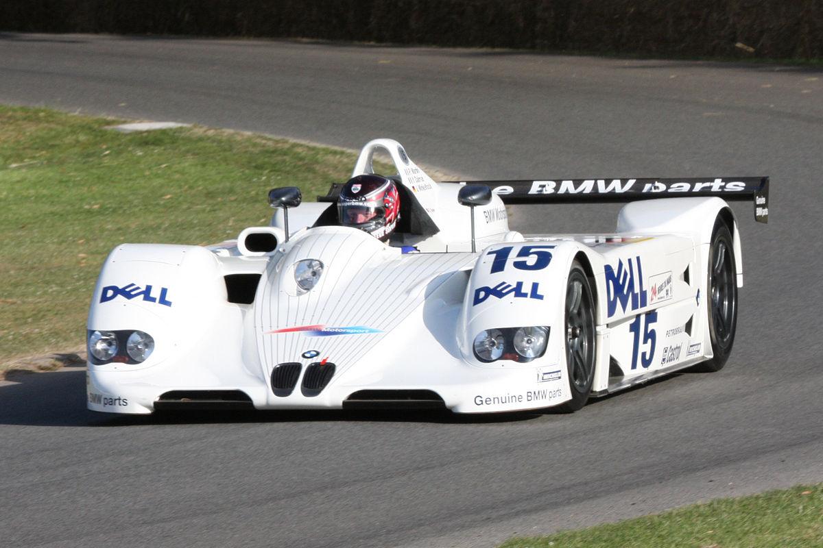 Bmw 4 Series >> BMW V12 LMR — Wikipédia