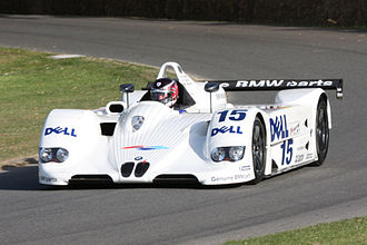 1999 24 Hours of Le Mans - Image: 1999BMWV12LMR