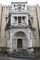 1 Porta Especiosa Sé Velha Coimbra IMG 1363.jpg