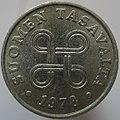 1 penni 1978, Finland (obverse).jpg