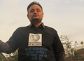 20000 edits commemoration t-shirt for Hindi Wikipedia.png