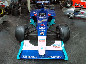 2000 Red Bull Sauber Petronas C19 in 2001 livery pic2.jpg