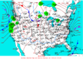 2004-02-16 Surface Weather Map NOAA.png
