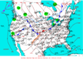 2004-04-17 Surface Weather Map NOAA.png