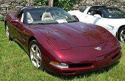 Chevrolet Corvette Wikipedia