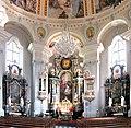 20050901050MDR Strassen (Tirol) Dreifaltigkeitskirche Altar.jpg