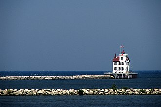 Lorain, Ohio - Image: 2006 07 25 Road Trip Day 2 United States Ohio Lorain Port 4889082394