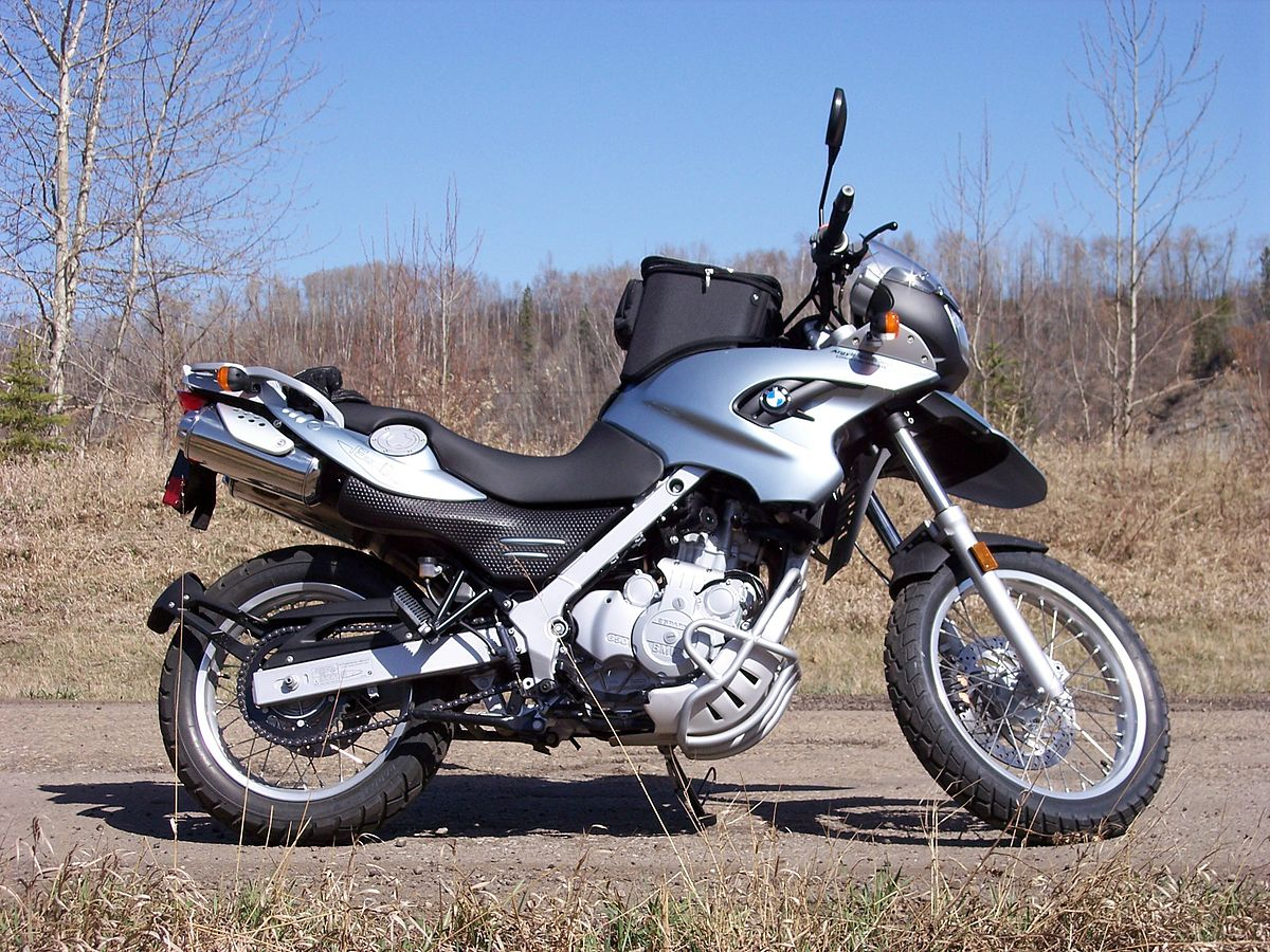 Bmw F650 Gs Wikipedia