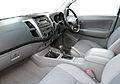 2006 Toyota Hilux (GGN25R MY05) SR5 4-door utility (2011-04-22).jpg