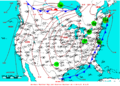2007-05-17 Surface Weather Map NOAA.png