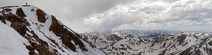 Mount Elbert, Colorado in June - http://www.Ro...