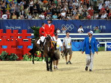 2008 Olympic Games Equestrian Game Day Celemony 01.jpg