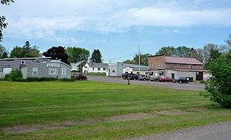 Bergland Township, Michigan - Unincorporated community of Bergland