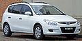 2009-2010 Hyundai i30cw (FD) SX station wagon 01.jpg