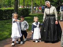 Kleding In Nederland.Klederdracht Nederland Wikipedia