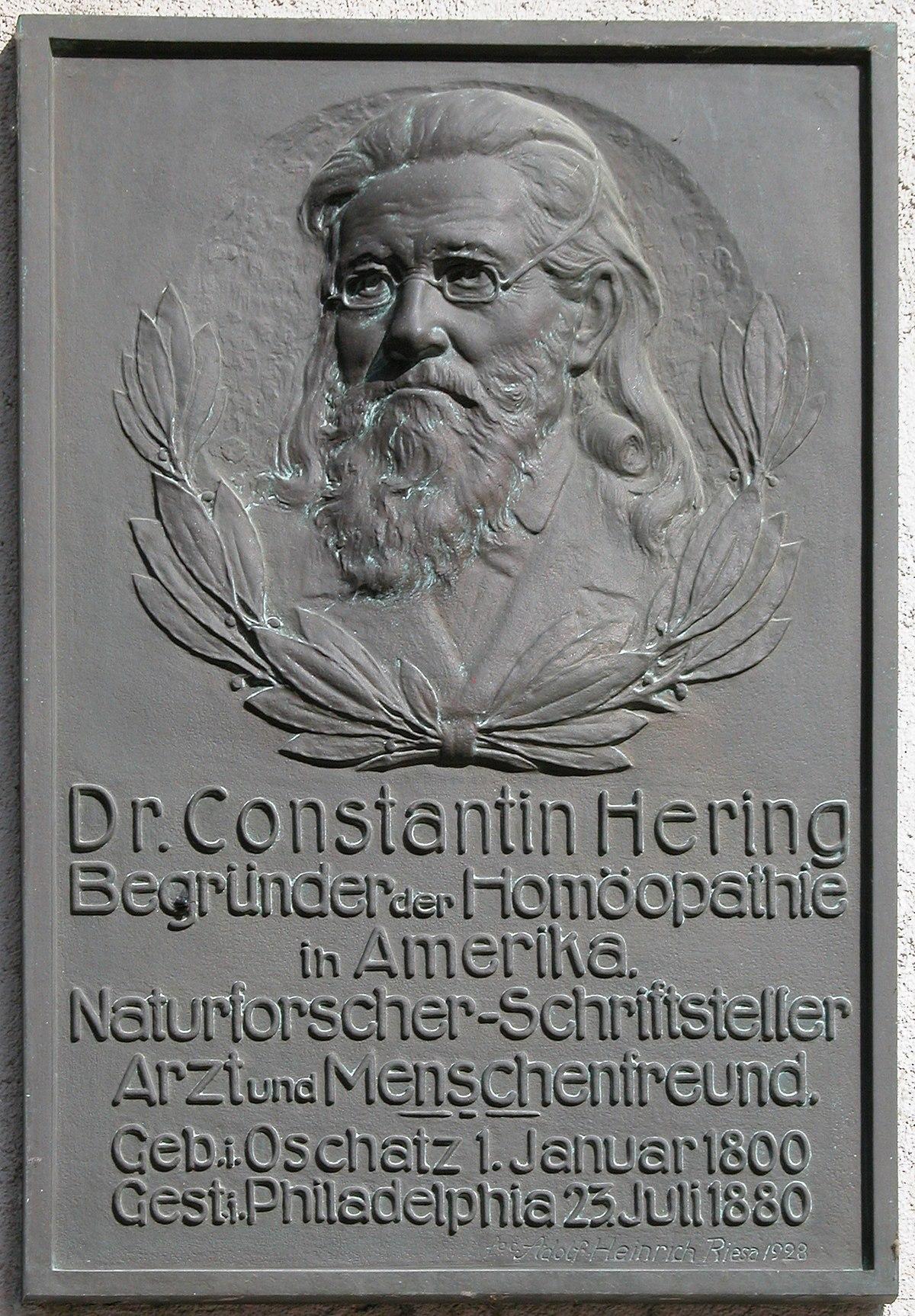 Constantin Hering Wikipedia