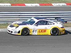 2009 FIA GT Budapest - Car 61-2