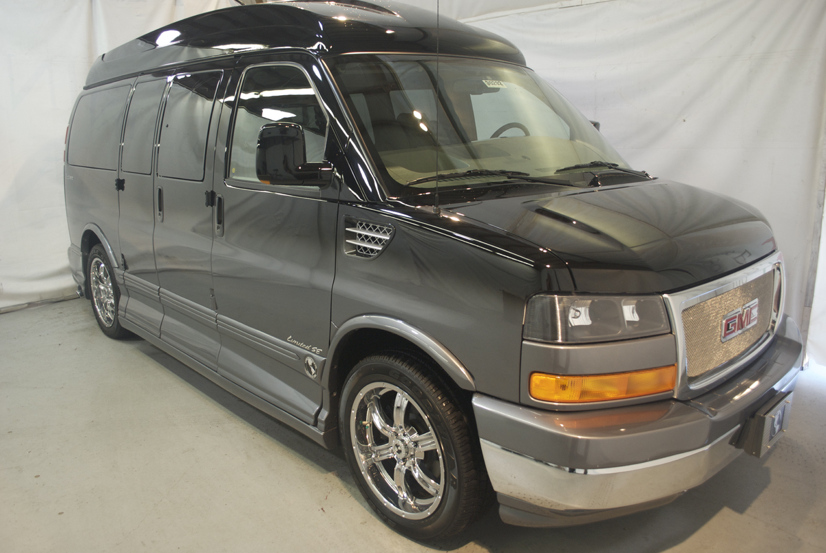Custom Vans For Sale >> Conversion van - Wikipedia