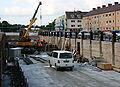 2010-05 Garmischer Str Baugruber Blick Richtung Norden.JPG