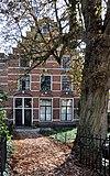 foto van Dubbel huis met twee monumentale trapgevels