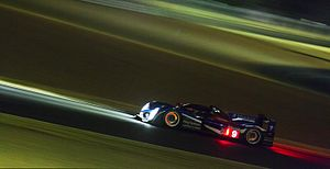 2011 24 Hours of Le Mans - The 2nd place No. 9 Peugeot 908
