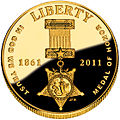2011 MoH coin - gold proof obverse.jpg