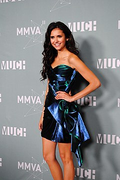 2011 MuchMusic Video Awards - Nina Dobrev.jpg