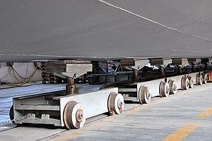 2012 'Tag der offenen Werft' - ZSG Werft Wollishofen - Dampfschiff Stadt Zürich (Renovation) 2012-03-24 14-15-44 ShiftN.jpg