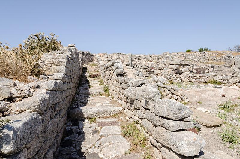 Archaeology / Ancient Thira