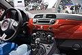 2012 Fiat 500 Interior (6879416809).jpg