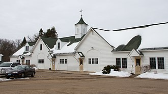National Register of Historic Places listings in Anoka County, Minnesota - Image: 2013 0326 Carlos Avery Game Farm 2