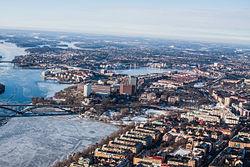 Stokholmas yra Švedijos sostinė. Stokholmas, Švedijos sostinė