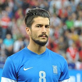 Panagiotis Kone Greek footballer