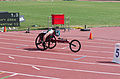 2013 IPC Athletics World Championships - 26072013 - Angela Ballard of Australia during the Women's 400M - T53 first semifinal 7.jpg