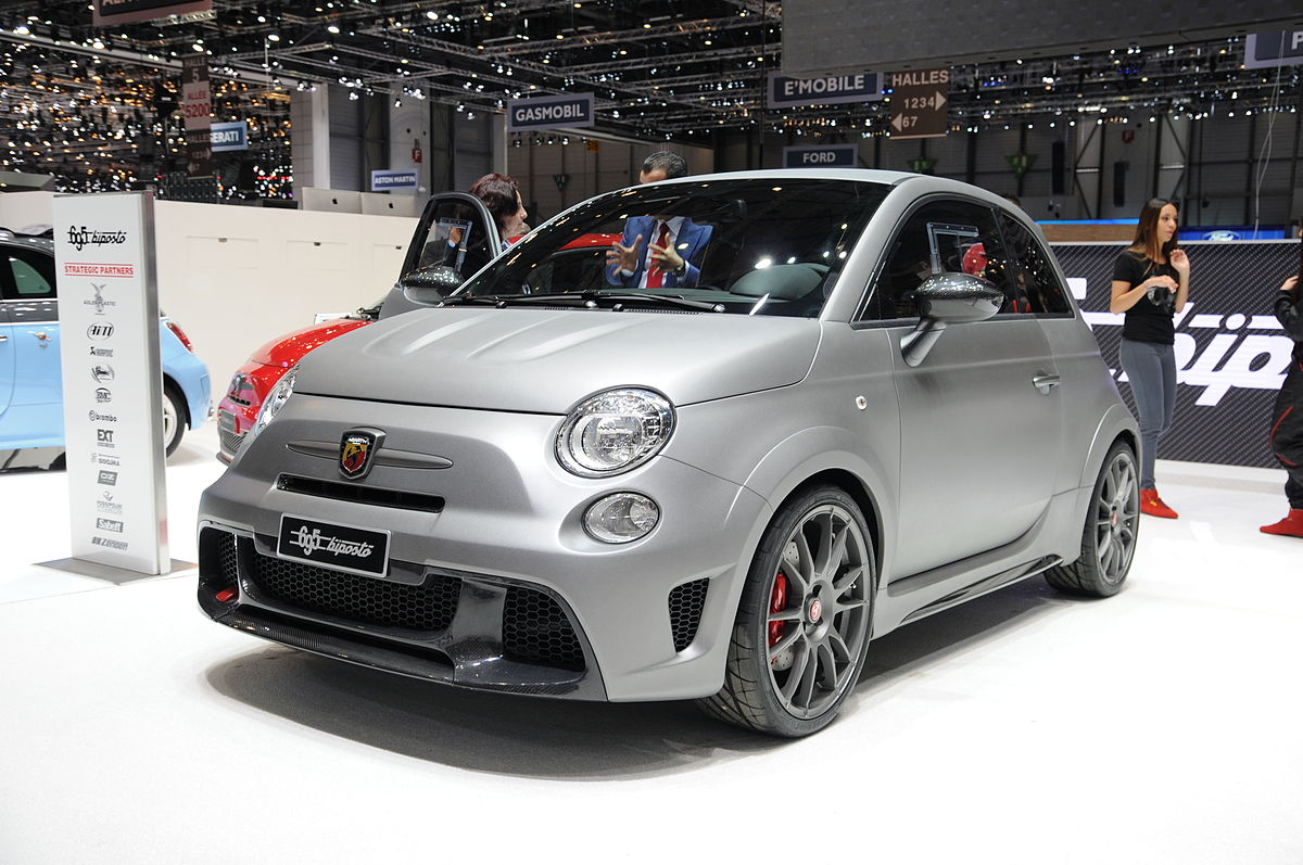 abarth 695 biposto – wikipedia