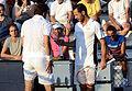 2014 US Open (Tennis) - Tournament - Michael Llodra and Nicolas Mahut (14945182408).jpg