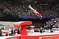 2015 European Artistic Gymnastics Championships - Vault - Ksenia Afanasyeva 09.jpg