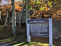 2016-10-24 10 05 43 Sign describing stone fences at the Greenstone Overlook along the Blue Ridge Parkway in Augusta County, Virginia.jpg