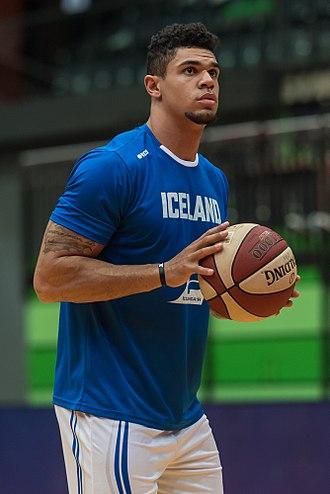 Kristófer Acox - Image: 20160813 Basketball ÖBV Vier Nationen Turnier 1295