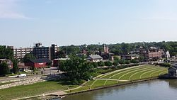Skyline of Jeffersonville