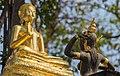 2016 Bangkok, Dystrykt Phra Nakhon, Wat Suthat (61).jpg