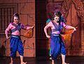 2016 Phnom Penh, Tradycyjny Kambodżański Pokaz Tańca (055).jpg