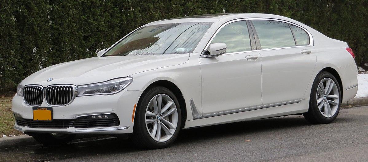 BMW 7 Series (G11) - Wikipedia
