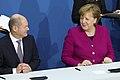 2018-03-12 Unterzeichnung des Koalitionsvertrages der 19. Wahlperiode des Bundestages by Sandro Halank–057.jpg