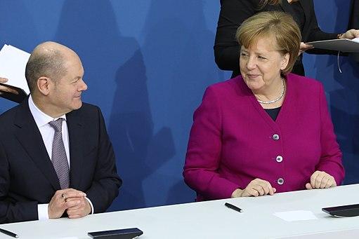 2018-03-12 Unterzeichnung des Koalitionsvertrages der 19. Wahlperiode des Bundestages by Sandro Halank–057